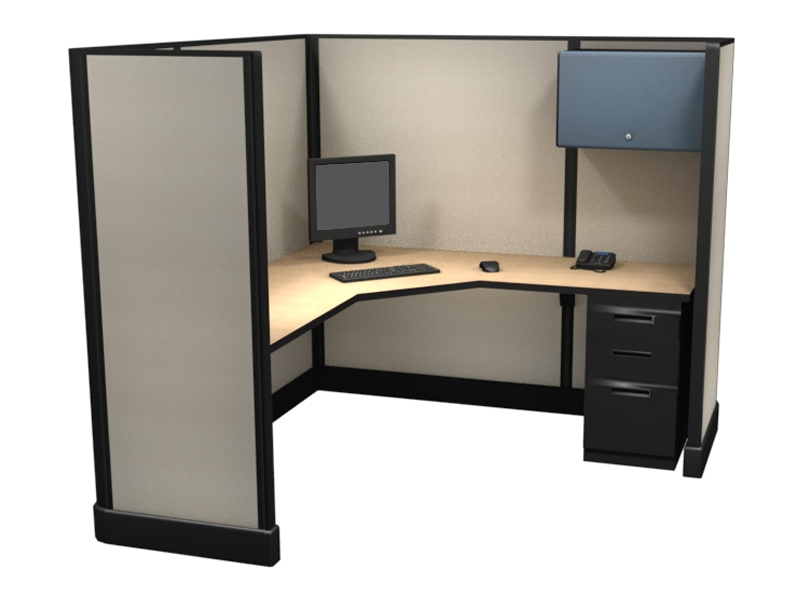 Office cubicle desk Glass 67 Wikihow 67